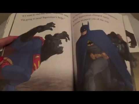 Batman (Going Ape) Featuring Superman