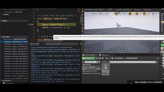 Using VS Code for building/debugging Unreal Engine project. Plus fixing the generated Json Files.
