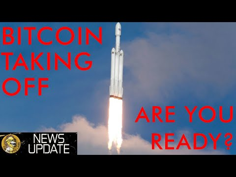 Bitcoin Bull Market Confirmation As Price Takes Off & Futures Markets Explode