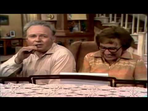 All in the Family  1971 - 1979 Opening and Closing Theme