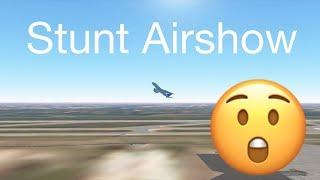 A380 Stunt Airshow On EXPERT SERVER In Infinite Flight