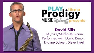 Learn From A Master: Alto Sax Lesson 4 Getting a Beautiful Sound With Virtuoso David Sills