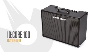 Blackstar ID:Core 100 Demo
