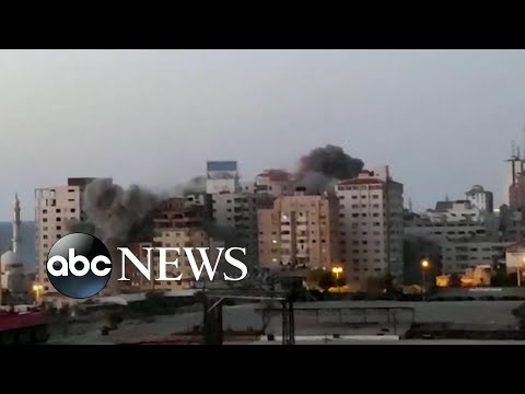 Deadly clashes grip Israel and Palestinian territories l GMA