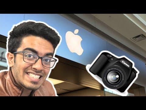 Photo Walk with Apple Canada