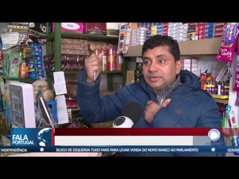 Nepalese Grocery store robbed in Lisbon