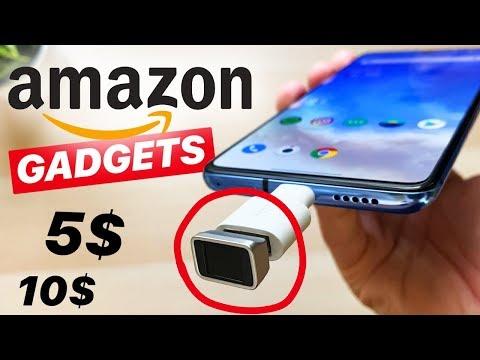 Mejores GADGETS BLACK FRIDAY de AMAZON | Gadgets MUY BARATOS y UTILES #4