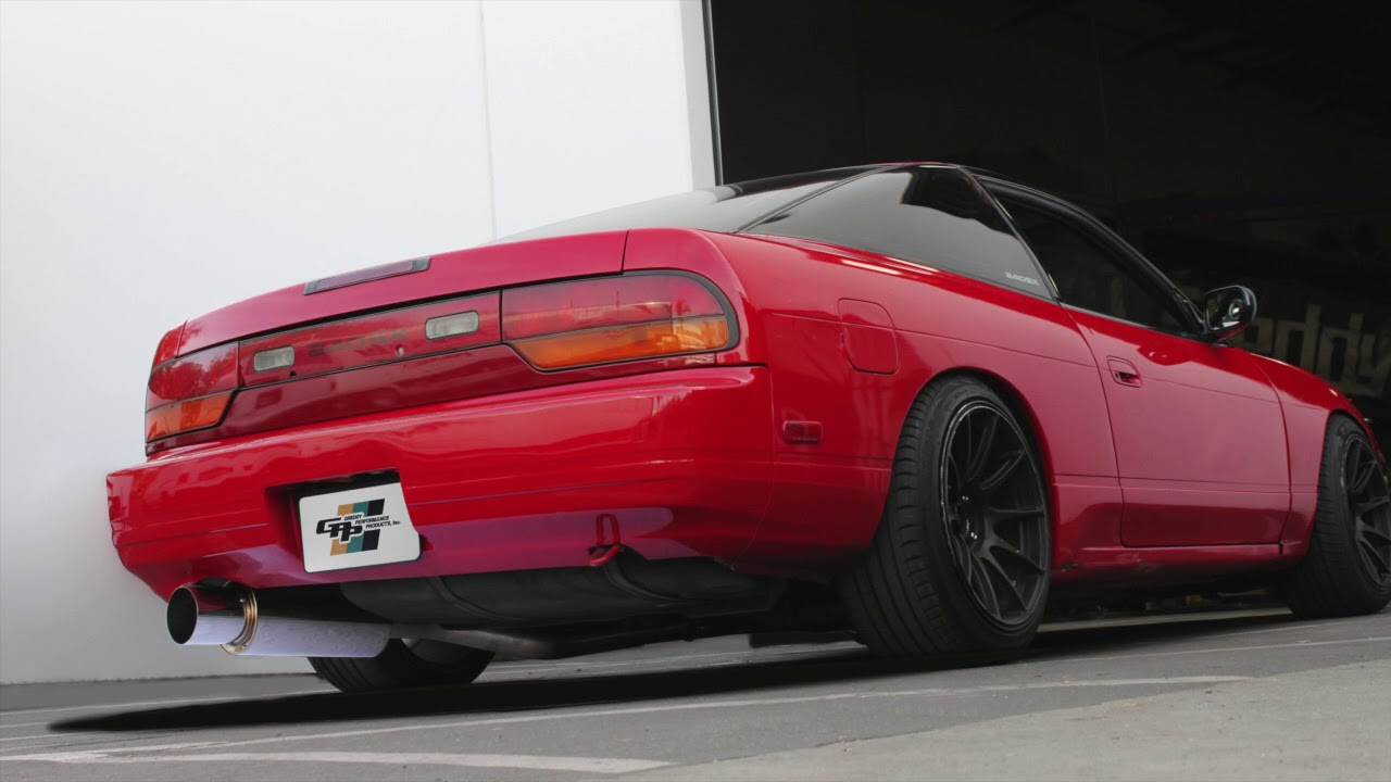 GReddy Performance Products RS-RACE - Nissan 240SX (S13)