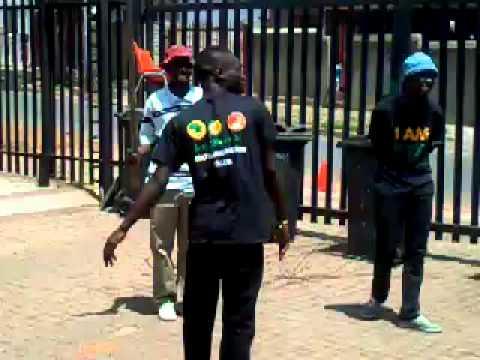 "Central Johannesburg TVET College "" Strike """