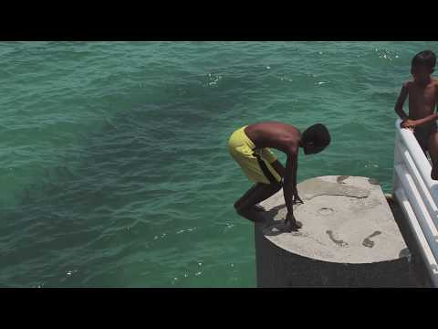 Travel video Beach - Kish