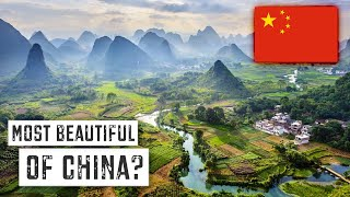 YANGSHUO: China's Most Beautiful Mountains | Best Things To Do
