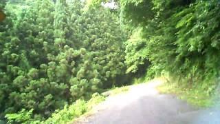 Buell XB9SX 113号線 二井宿峠 宮城県~山形県ルート