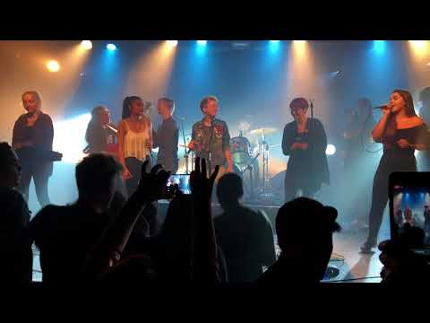 Proud Mary performed by Portsmouth College