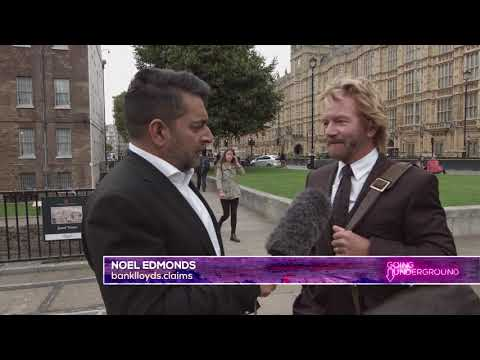 Noel Edmonds on 'The Worst Crime in Banking History""