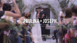Pau & Joe - Wedding Film Highlights // Puebla, Puebla
