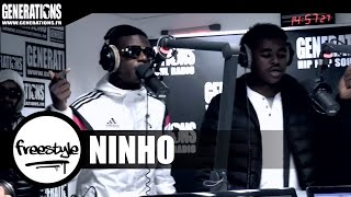 Ninho - Freestyle (Live des studios de Generations)