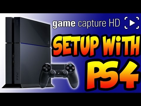 How to Setup the Elgato Game Capture HD for PS4 (EASY)