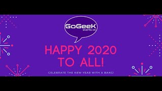 GoGeek Greatest Hits 2019