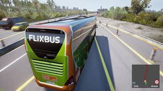 Fernbus Simulator ★ GAMEPLAY ★ GEFORCE 1070