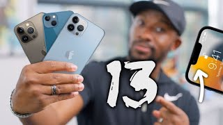 NEW iPhone 13 VS iPhone 13 Mini VS iPhone 13 Pro - What's the Difference?