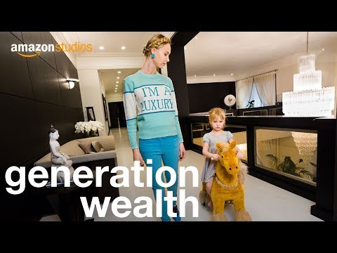 Generation Wealth - Official Trailer   Amazon Studios