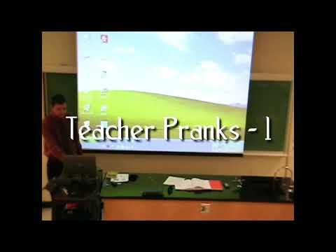 Teacher Pranks Students For Vacation || Part 1 || Matthew