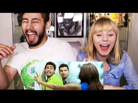 DOSTANA Trailer Reaction by Jaby Koay & Seri DeYoung!