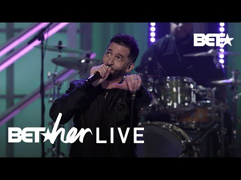 """Jon B. Brings Back His Classic """"They Don't Know"""" At BET Her Live!"""