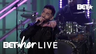 "Jon B. Brings Back His Classic ""They Don't Know"" At BET Her Live!"