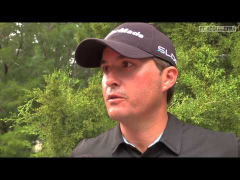 Kisner interview after Round 1 of The McGladrey Classic
