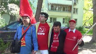 Поздравление с Днем Победы советского народа в Великой Отечественной Войне!