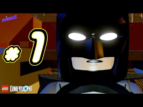 LEGO Dimensions Gameplay ITA #1 - La Prima Partita di LEGO Dimensions - PS4
