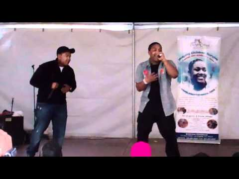 Chris Massey Raps with Kyle Massey on The EZ