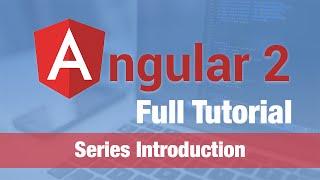 angular 2 tutorial 2016 introduction