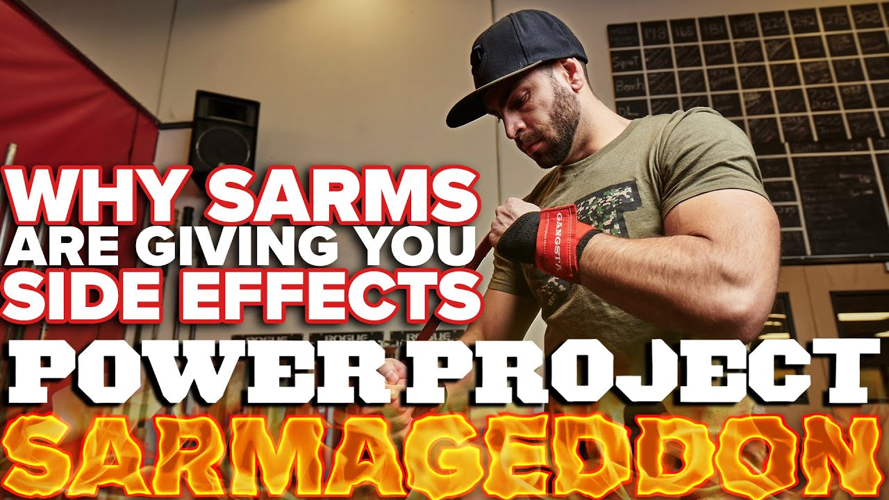 Download Why SARMs Are Giving You Side Effects