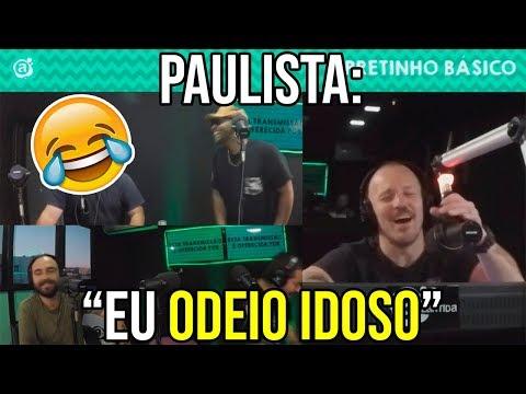 """Paulista: """"Eu Odeio Idoso"""""""