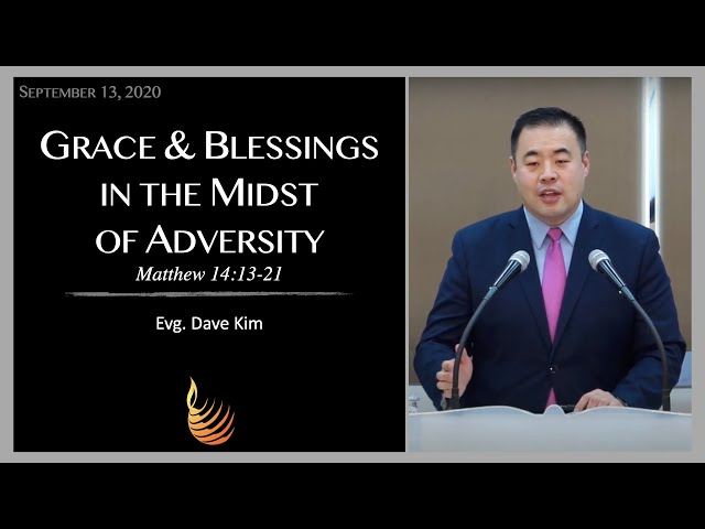 Grace & Blessings in the Midst of Adversity