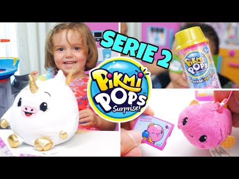 GRANDE piccolo /& pushmi UP-NUOVO e SIGILLATO Pikmi POPS Bundle-GIGANTE