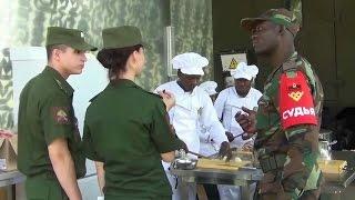В подмосковном Алабино прошли соревнования военных поваров.(, 2016-08-01T07:23:05.000Z)