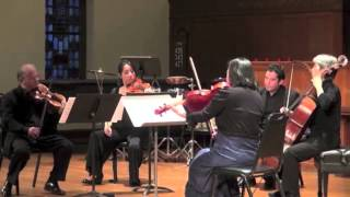Preludio for Clarinet & String Quartet by Jose Gonzalez Granero