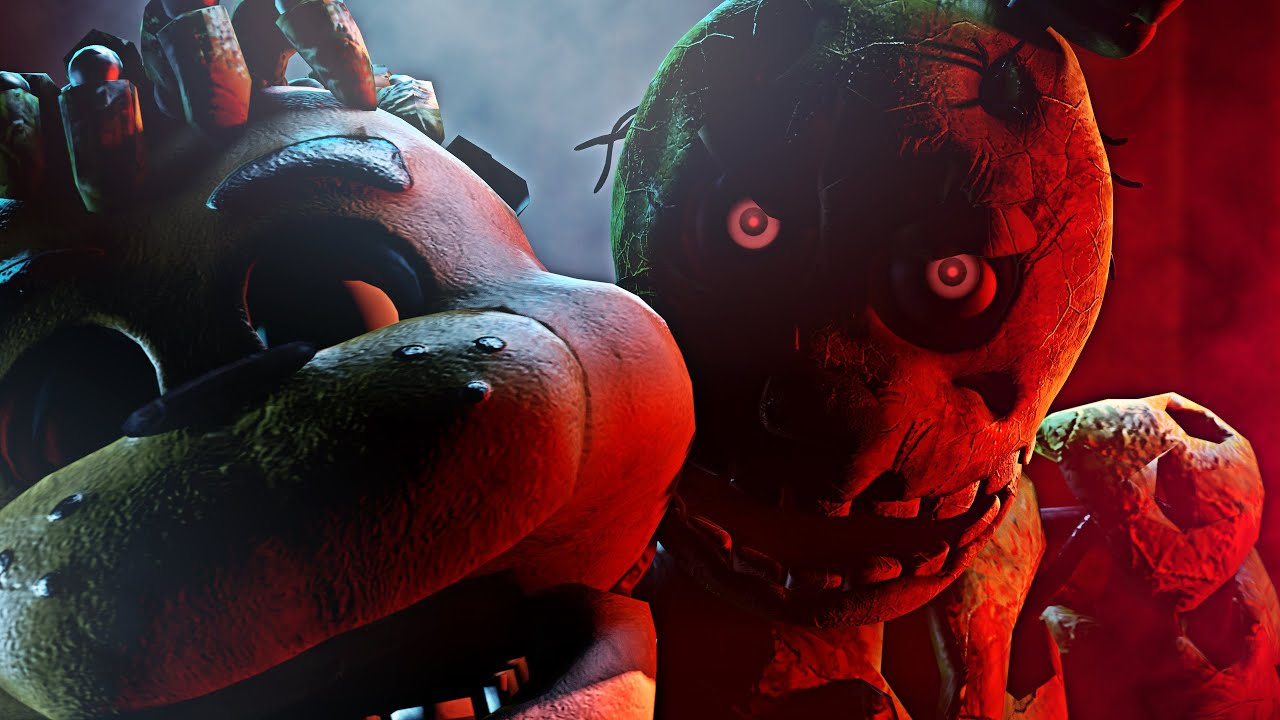 [SFM] Two Evil Eyes | DIRECTORS CUT | Five Nights at Freddy's short