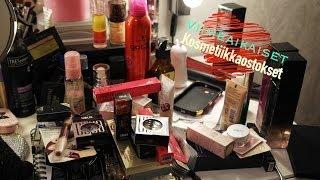 Viimeaikaiset kosmetiikkaostokset - Pitkä video Thumbnail