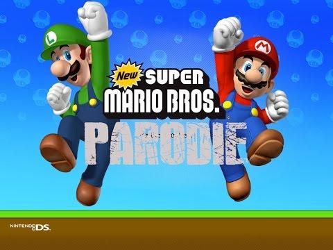Les Parodies De Jeux - Mario - PC (HD)