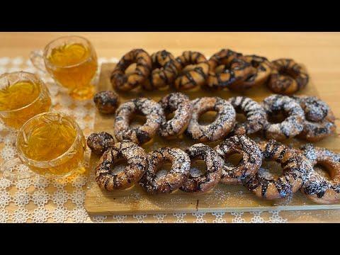 طرز تهیه بهترین دونات خانگی | Donuts Selber Machen- Donut Rezept
