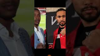 KEITH THURMAN SAYS HE IS A BIGGER STAR THAN ERROL SPENCE JR.