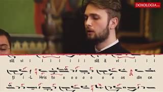 """Corul Byzantion - Irmosul Calofonic """"Hristos se naște"""""""