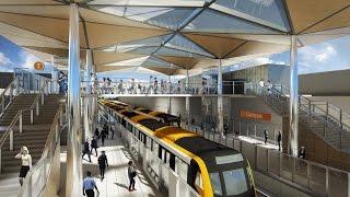 Sydney Metro - LIVERPOOL EXTENSION FULL ALIGNMENT