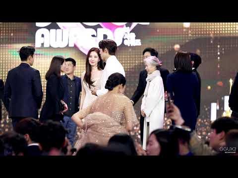 181027 더서울어워즈 서현 엔딩 직캠 The Seoul Awards Seohyun Ending Fancam