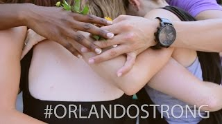 Orlando Strong Tribute Video - Waiting On The World #OrlandoStrong