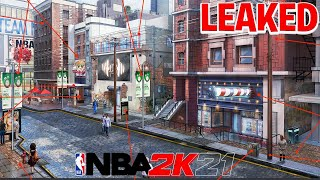 "NBA 2K21 ""WORLD"" PARK/AFFILIATIONS LEAKED IN PHONE CALL + WOMEN MYPLAYERS IN NBA 2K21 CONFIRMED!"